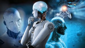 ai หุ่นยนต์สร้าง